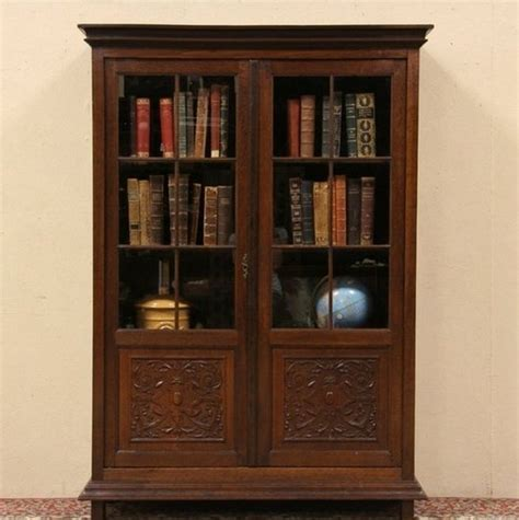 wood bookcase with doors bookcases ideas amish bookcases furniture in solid wood