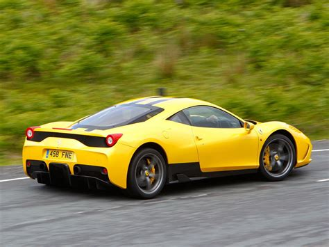 Top Speed 458 by 2014 458 Speciale Picture 556346 Car Review