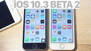 iOS 10.3 BETA 2 vs. iOS 9.3.5 Speed Test + BENCHMARK ...