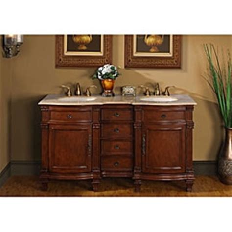 60 Inch Sink Vanity Top Only by Silkroad Exclusive Travertine Top 60 Inch