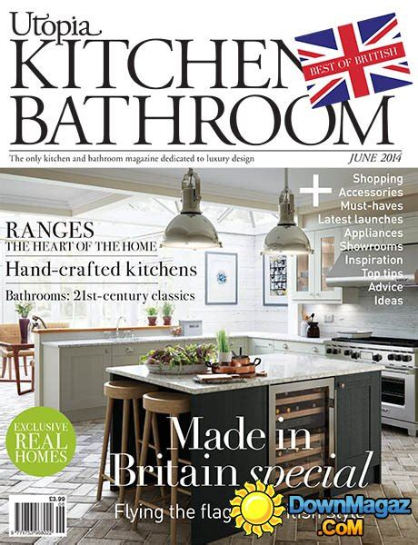 designer kitchen and bathroom magazine utopia kitchen bathroom june 2014 187 pdf 8667