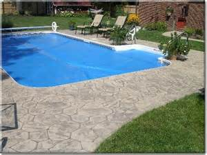 how to resurface a concrete swimming pool ehow invitations ideas