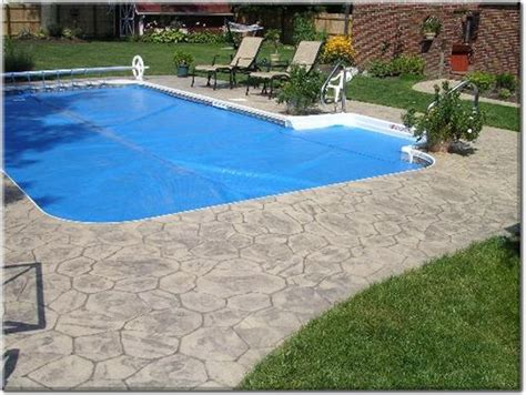 Diy Concrete Pool Deck Resurfacing Options by How To Resurface A Concrete Swimming Pool Ehow