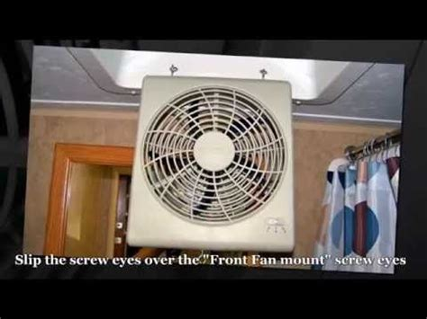12 volt fans for horse trailer easy inexpensive cer mods on a budget diy electric