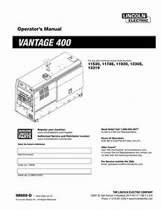 6ff9a Lincoln Vantage 400 Wiring Diagram