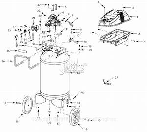 Campbell Hausfeld Wl611105 Parts Diagram For Air