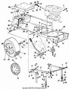 Mtd Lowe U0026 39 S Mdl 140 95199 Parts Diagram For Parts