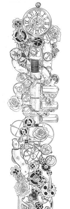 template for sleeve (tattoo designing) useful!!!   Body Modification   Pinterest   Sleeve tattoo