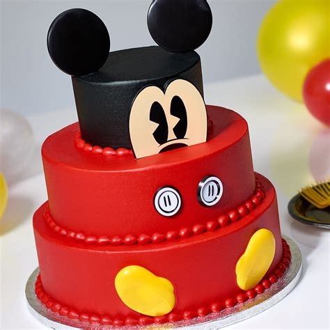 sams club  selling  tier mickey mouse cakes   characters  birthday food wine