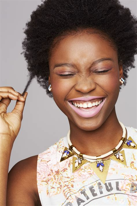 the 9 stages of going natural hair natural hair