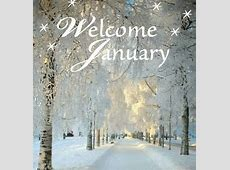 Welcome January Pictures, Photos, and Images for Facebook