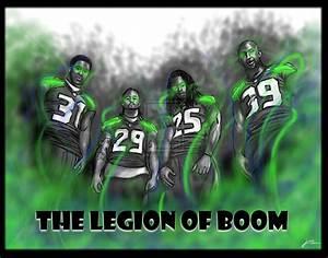 The Legion Of Boom by jonnyyG on DeviantArt