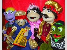 Free Puppet Show For Children SSF Funcheap