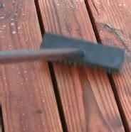 prepare  clean weathered wood behr