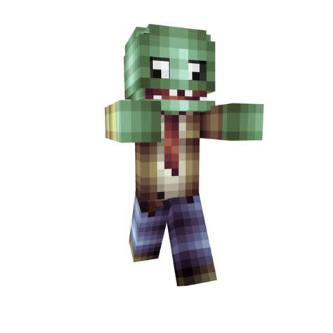 zombie plants  zombies minecraft skin