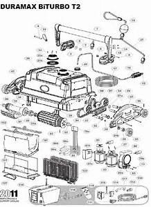 Duramax Biturbo T2 Parts Diagram And Parts List 2013