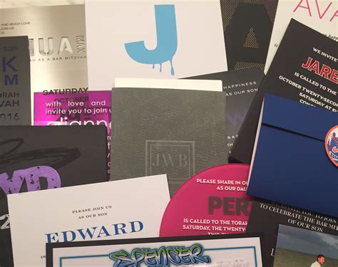 Bar Mitzvah Gift Ideas Examples And Forms