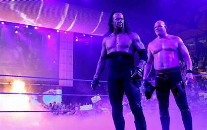 Undertaker Kane Wwe Ring Wallpapers Superstars Wrestling