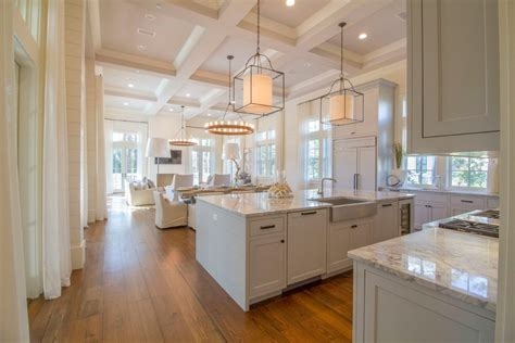 country kitchen bar stools farmhouse open concept kitchen designs family room