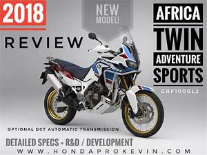 2018 Honda Africa Twin Adventure Sports Review / Specs