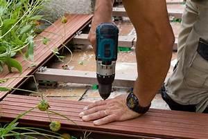 Terrasse En Bois Composite Prix : prix d une terrasse en bois au m2 ~ Edinachiropracticcenter.com Idées de Décoration