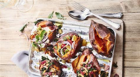 comment cuisiner les patates douces recettes comment cuisiner la patate douce nos meilleures recettes