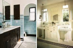 vintage bathroom tile ideas an inspired home rooms i the sweetest occasion