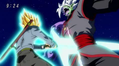 death  zamasu trunks shining moment dragon ball