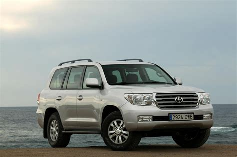 Toyota Land Cruiser Picture by 2008 Toyota Land Cruiser V8 Picture 219419 Car Review