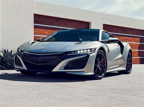 acura nsx  pictures information specs