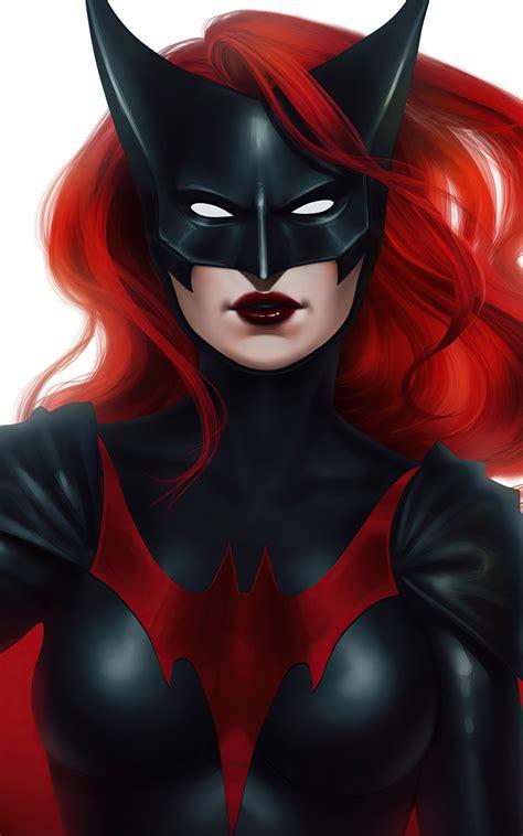 800x1280 Batwoman Red Hair Nexus 7 Samsung Galaxy Tab 10