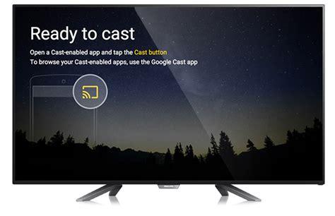 chromecast built  tv
