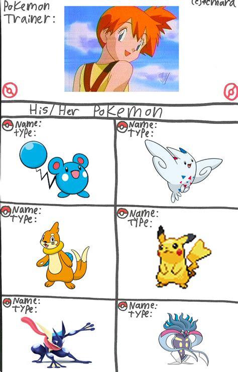 Meme Pokemon - pokemon misty meme images pokemon images