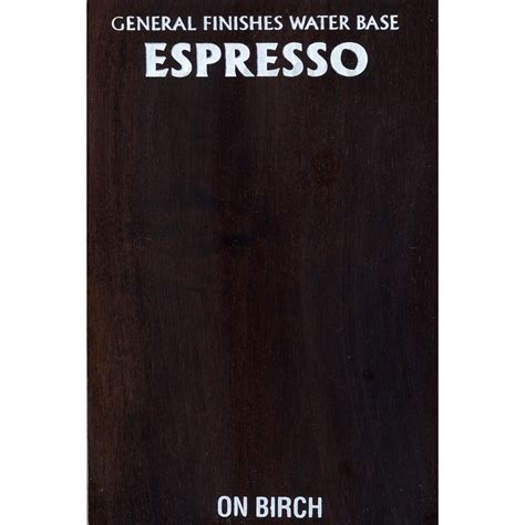 wood stain espresso ml