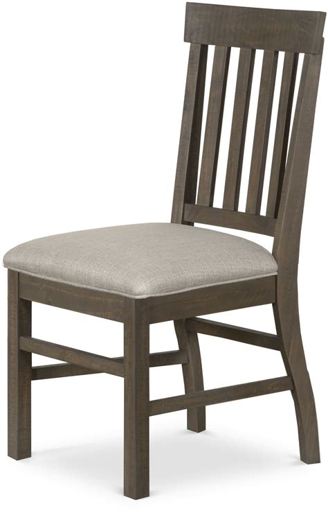 driftwood dining chairs driftwood dining side chair set of 2 from 3473