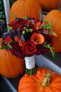 fall wedding flowers wedding emergency kits by mojuba fall for fall wedding flowers