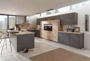 Küchen Farben Trend : musterring k che mr2300 mr2850 farben nero grau asteiche modern k che d sseldorf ~ Markanthonyermac.com Haus und Dekorationen
