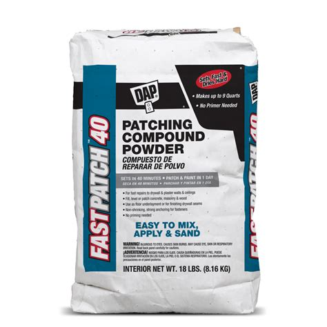 wood floor patching compound shop dap fast patch patching compound powder at lowes