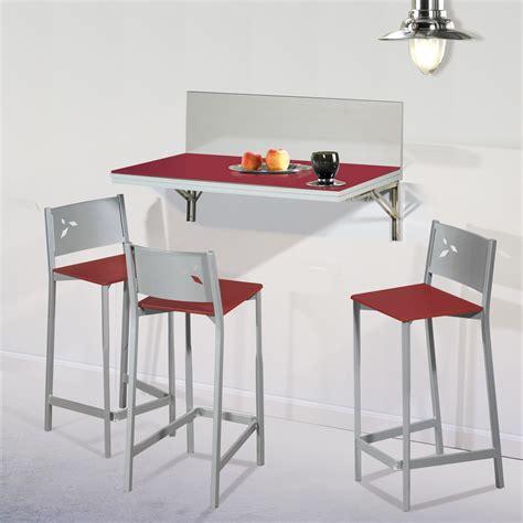 mesa de cocina plegable de pared   posiciones dkg