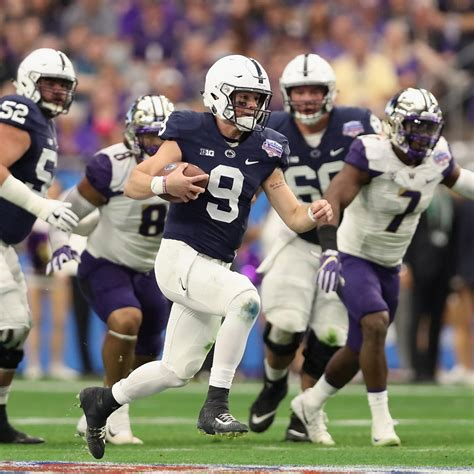 bestes shoo 2018 the best qb in every college football conference for 2018 bleacher report news