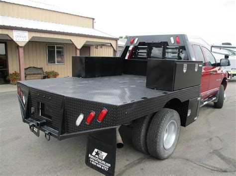 25704 flatbed truck beds for truck beds by built trailers and truck beds