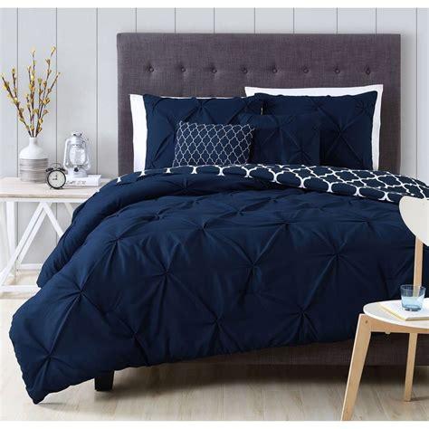 ideas  navy blue comforter  pinterest