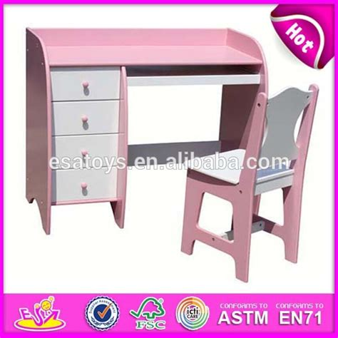 desk and chair set for students classical design furniture for students