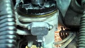 How To Do Fuel Filter Change 2003