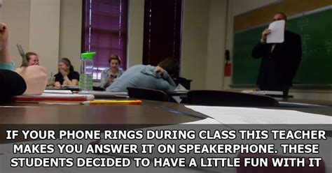Entire Class Pranks Their Teacher For April Fools' Day «twistedsifter