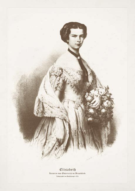 brautkleid sissi postcard saying quot elisabeth kaiserin osterreich im brautkleid probably not the real