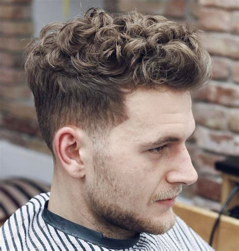 curly hairstyles  men   charismatic haircuts
