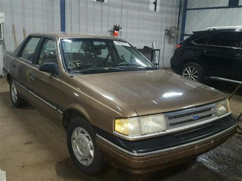 auto body repair training 1987 ford tempo instrument cluster auto auction ended on vin 1fapp39sxmk141772 1991 ford tempo awd in denver co