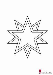 Sterne Ausschneiden Vorlage : 3 stern vorlage zum ausdrucken pdf sternvorlagen kribbelbunt sterne vorlage ~ A.2002-acura-tl-radio.info Haus und Dekorationen