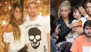 Antonella y Shakira, ¿el vestidor roto del Barça? | RÉCORD